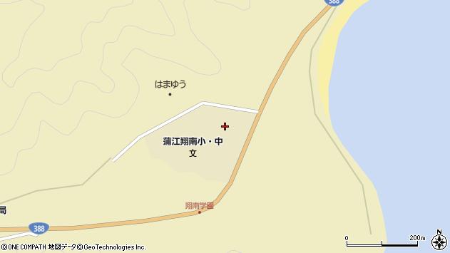 大分県佐伯市蒲江大字蒲江浦943周辺の地図