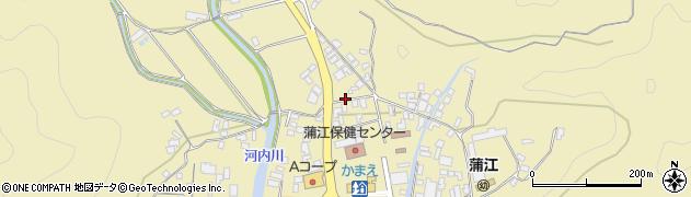 大分県佐伯市蒲江大字蒲江浦3530周辺の地図