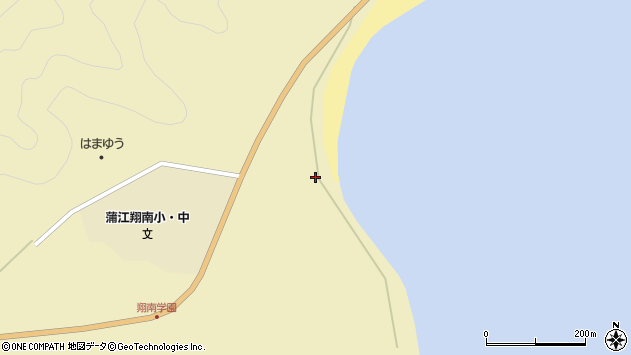 大分県佐伯市蒲江大字蒲江浦1266周辺の地図
