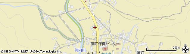 大分県佐伯市蒲江大字蒲江浦3532周辺の地図