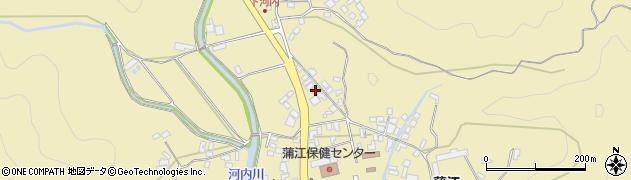 大分県佐伯市蒲江大字蒲江浦3590周辺の地図