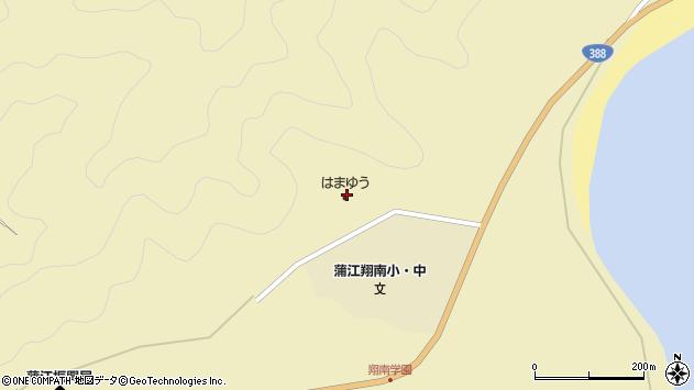 大分県佐伯市蒲江大字蒲江浦1344周辺の地図