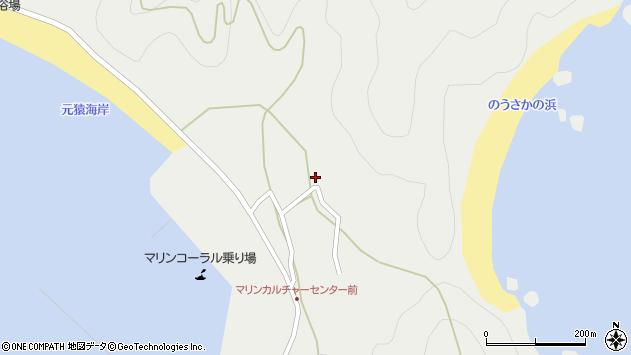 大分県佐伯市蒲江大字竹野浦河内1734周辺の地図