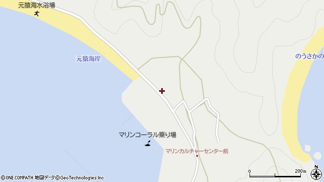 大分県佐伯市蒲江大字竹野浦河内1855周辺の地図