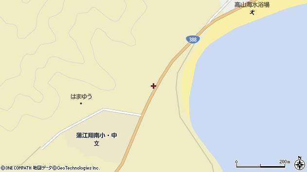 大分県佐伯市蒲江大字蒲江浦1268周辺の地図