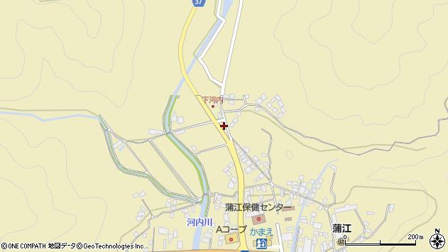 大分県佐伯市蒲江大字蒲江浦3654周辺の地図