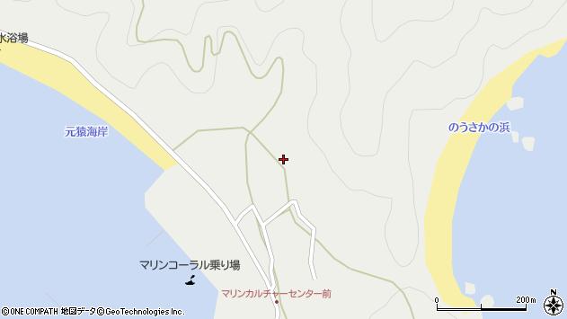 大分県佐伯市蒲江大字竹野浦河内1716周辺の地図