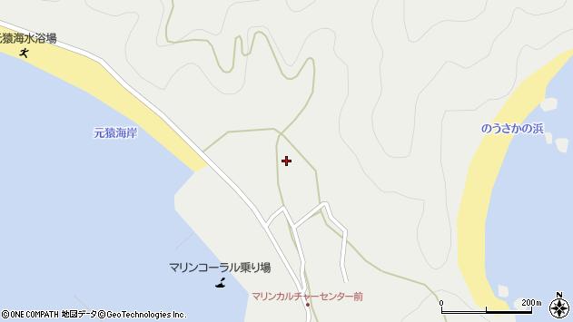 大分県佐伯市蒲江大字竹野浦河内1968周辺の地図