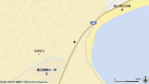 大分県佐伯市蒲江大字蒲江浦1314周辺の地図