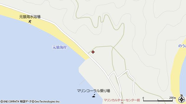 大分県佐伯市蒲江大字竹野浦河内2081周辺の地図