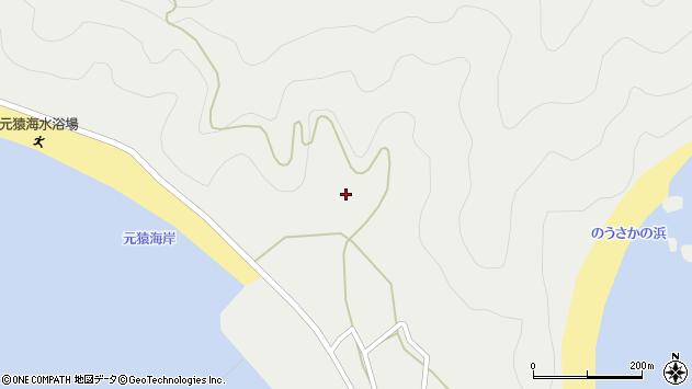 大分県佐伯市蒲江大字竹野浦河内2141周辺の地図