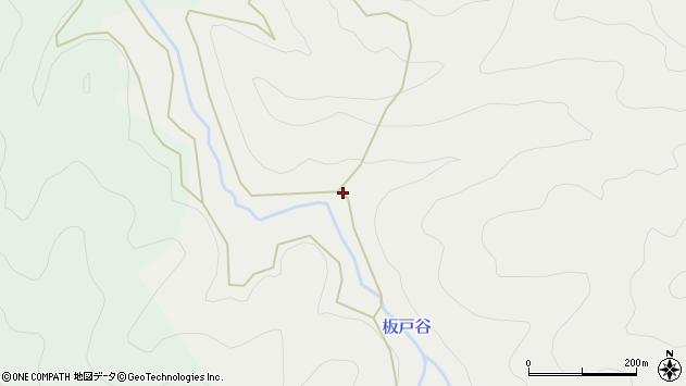 大分県佐伯市宇目大字重岡3748周辺の地図