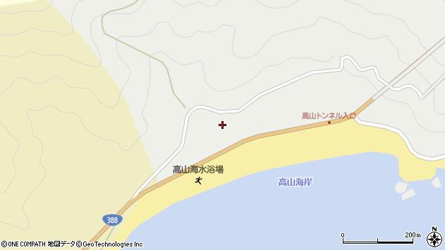 大分県佐伯市蒲江大字竹野浦河内2266周辺の地図
