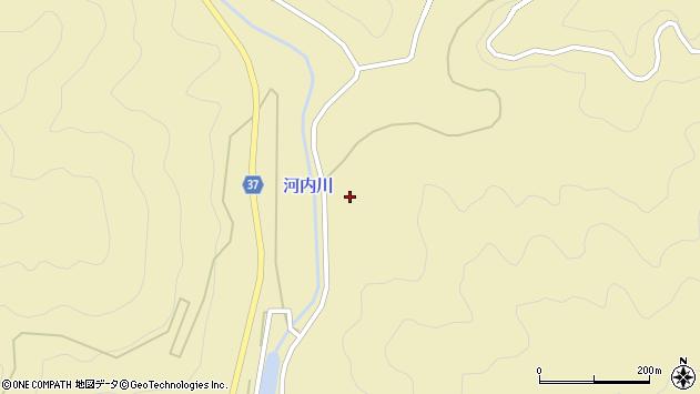 大分県佐伯市蒲江大字蒲江浦3951周辺の地図