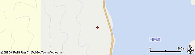 大分県佐伯市蒲江大字竹野浦河内99周辺の地図