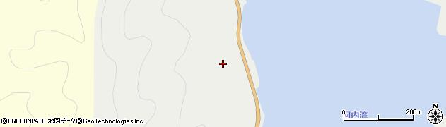 大分県佐伯市蒲江大字竹野浦河内72周辺の地図