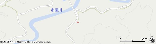 大分県佐伯市宇目大字重岡2384周辺の地図