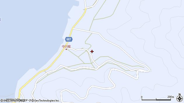 大分県佐伯市蒲江大字西野浦1935周辺の地図