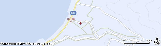 大分県佐伯市蒲江大字西野浦1955周辺の地図