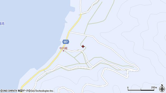 大分県佐伯市蒲江大字西野浦2022周辺の地図