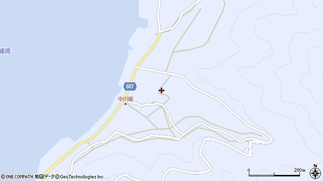 大分県佐伯市蒲江大字西野浦2025周辺の地図