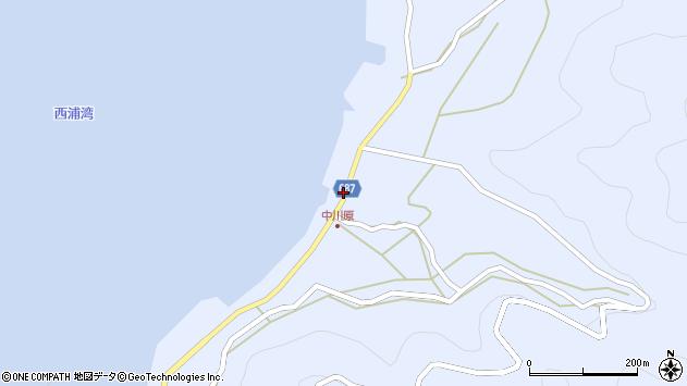 大分県佐伯市蒲江大字西野浦1973周辺の地図