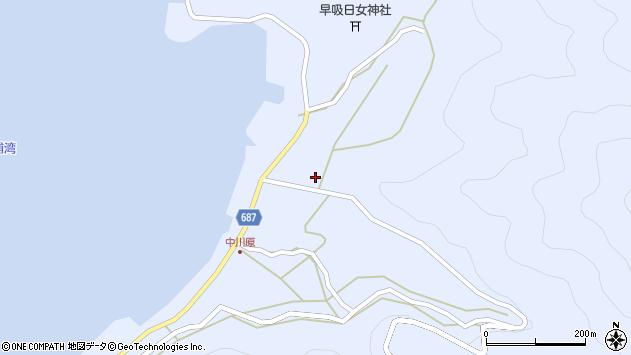 大分県佐伯市蒲江大字西野浦2186周辺の地図
