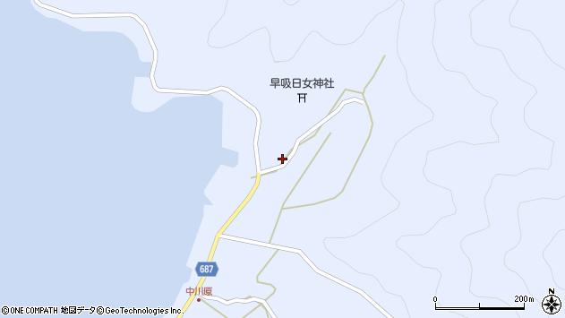 大分県佐伯市蒲江大字西野浦2224周辺の地図