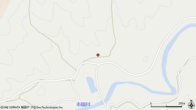 大分県佐伯市宇目大字重岡1962周辺の地図