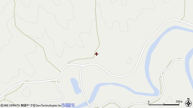 大分県佐伯市宇目大字重岡1943周辺の地図