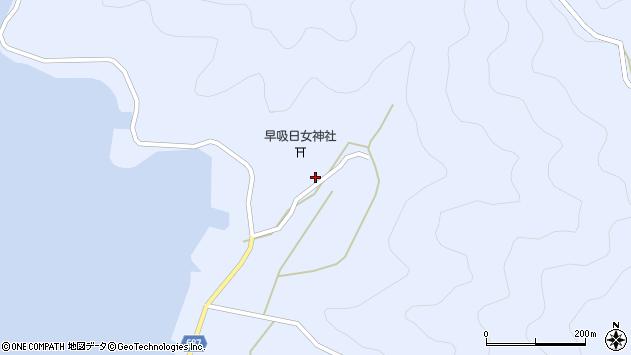 大分県佐伯市蒲江大字西野浦2411周辺の地図