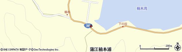 大分県佐伯市蒲江大字楠本浦830周辺の地図