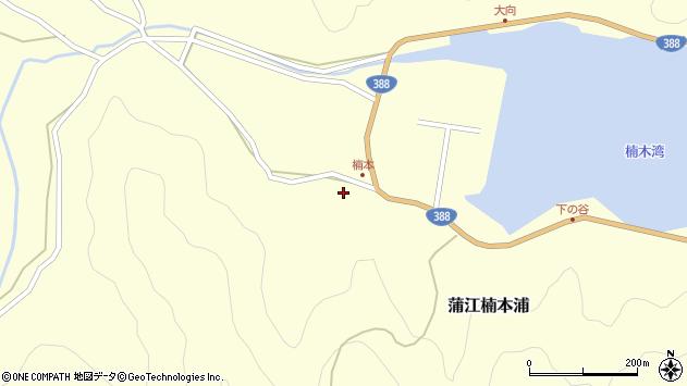 大分県佐伯市蒲江大字楠本浦789周辺の地図