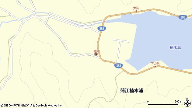 大分県佐伯市蒲江大字楠本浦691周辺の地図
