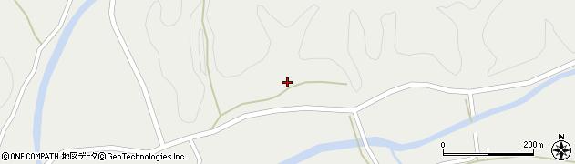 大分県佐伯市宇目大字重岡195周辺の地図