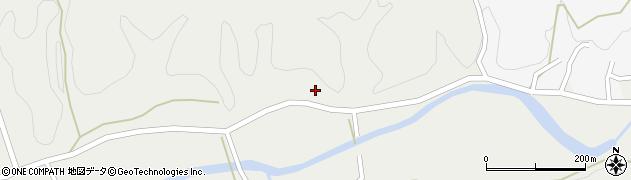 大分県佐伯市宇目大字重岡99周辺の地図