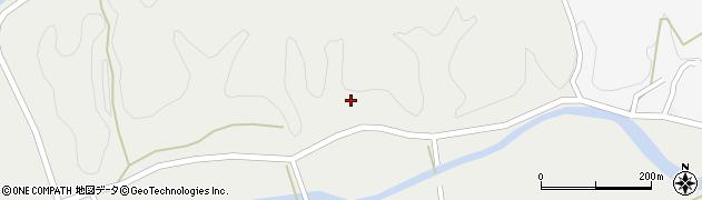 大分県佐伯市宇目大字重岡135周辺の地図