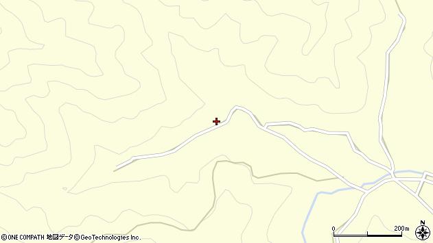 大分県佐伯市蒲江大字楠本浦377周辺の地図