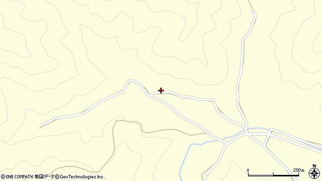 大分県佐伯市蒲江大字楠本浦335周辺の地図
