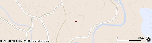 大分県佐伯市宇目大字小野市4433周辺の地図