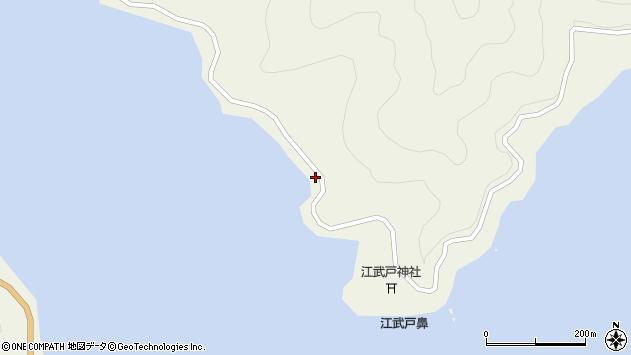 大分県佐伯市蒲江大字畑野浦2671周辺の地図