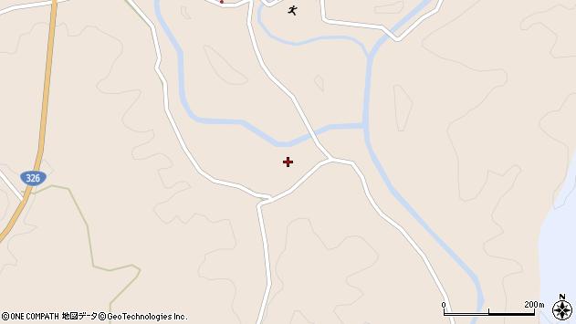 大分県佐伯市宇目大字小野市4040周辺の地図