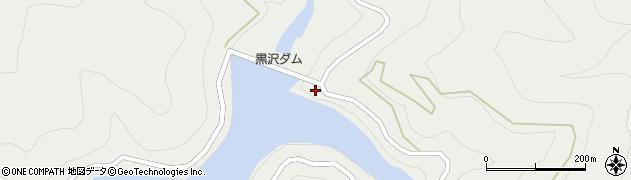 大分県佐伯市青山3025周辺の地図