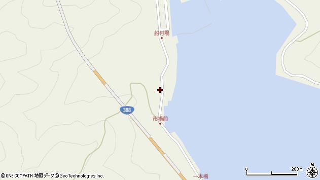 大分県佐伯市蒲江大字畑野浦227周辺の地図