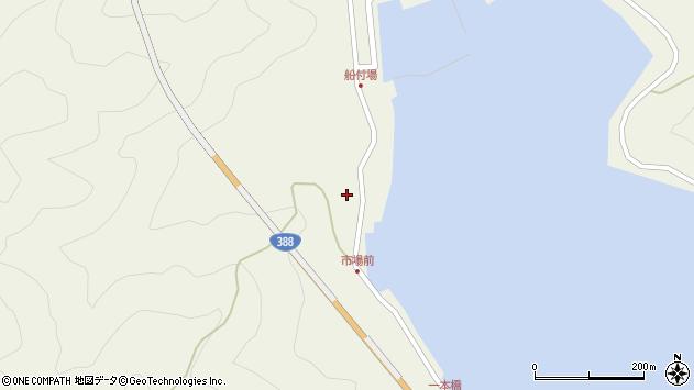 大分県佐伯市蒲江大字畑野浦224周辺の地図
