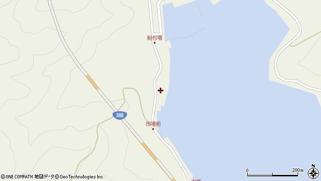 大分県佐伯市蒲江大字畑野浦261周辺の地図