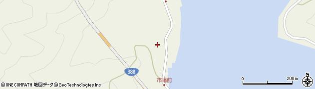 大分県佐伯市蒲江大字畑野浦244周辺の地図