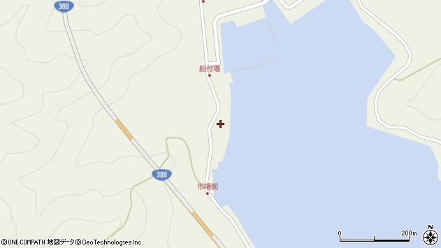 大分県佐伯市蒲江大字畑野浦268周辺の地図