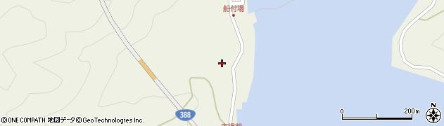 大分県佐伯市蒲江大字畑野浦293周辺の地図
