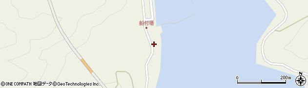 大分県佐伯市蒲江大字畑野浦279周辺の地図